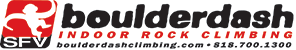 Boulderdash Climbing SFV- Indoor Rock Climbing
